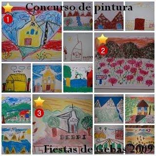 Concurso de Pintura y juegos populares en Gebas, Foto 2