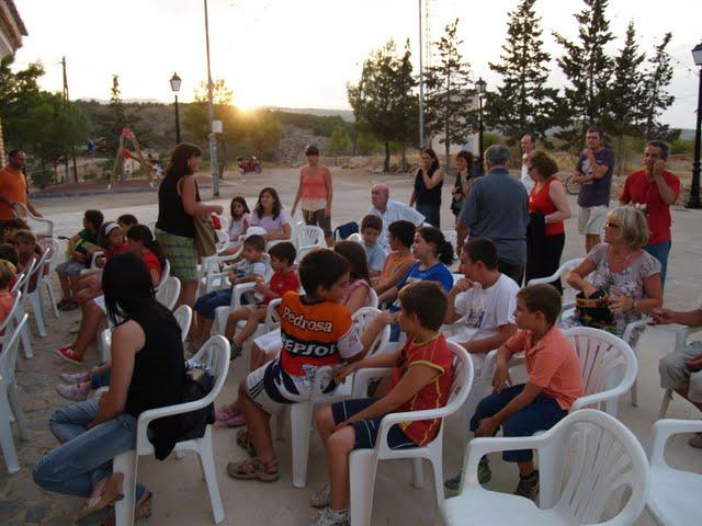 Cuentacuentos en las Fiestas de Gebas, Foto 1
