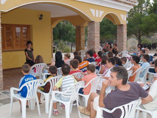 Cuentacuentos en las Fiestas de Gebas, Foto 3
