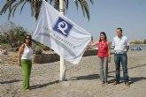Los Alcázares se renueva como el único municipio de España que tiene certificadas todas sus playas con Q Calidad