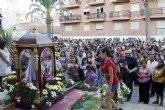 El pueblo ecuatoriano celebra sus fiestas