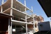 Puerto Lumbreras construye nuevas instalaciones para el Centro de la Tercera Edad en la calle 'Vicente Ruiz Llamas'