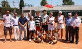 Campeonato de España de Tenis Cadete celebrado en Torre-Pacheco