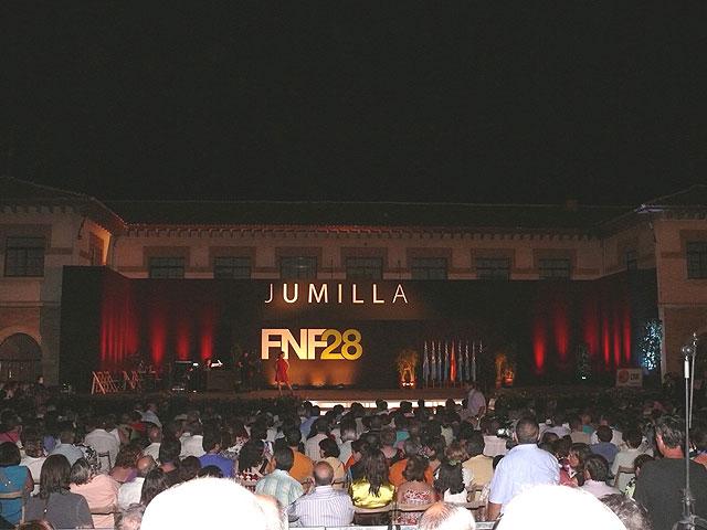 Diez grupos toman parte en el XXVIII Festival Nacional de Folklore Ciudad de Jumilla, Foto 2