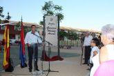 Nuevo jardín en Torre-Pacheco en honor a Ginesín Ibáñez Arcas