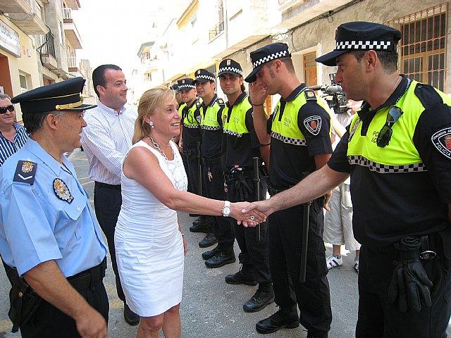 La Comunidad invierte más de 10 millones para dotar de mejores medios a las Policías Locales, Foto 1