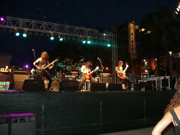 La banda local Nudo grabará su primer disco al alzarse con el primer premio del Concurso  de Rock organizado por la concejalía  de Juventud - 1, Foto 1