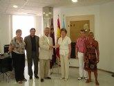El alcalde del municipio francés Castelnau-le-Lez traslada a la Alcaldesa de San Javier la intención de hermanar ambos municipios
