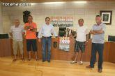 El II Trofeo de Fútbol 'Juan Cayuela' servirá para presentar la plantilla de la temporada 2009/2010 del club Olímpico de Totana