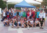 Casi 60 equipos participan en el 3x3 Ciudad de Los Alcázares