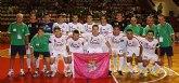 El Reale Cartagena, pierde con el Dinamo (5-7)