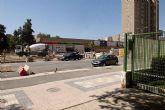Nuevo corte de tráfico por obras en la Avenida de Murcia