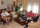 González Tovar anuncia que la Región será la sede del primer Campeonato de Europa de Raids de Motos Acuáticas en España