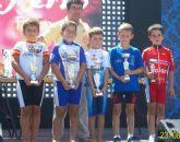El promesas de primero José Ángel Camacho del Club Ciclista Santa Eulalia, quinto clasificado en Lo Ferro