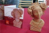 La escultura de una cabecita asiática, el regalo que se entregará con el programa de la Feria