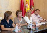 El gobierno regional acuerda actuaciones para potenciar el turismo en Cartagena