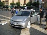 El Ayuntamiento incorpora vehículos híbridos y eléctricos a su flota dentro de su estrategia frente al cambio climático