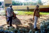 La Concejalía de Medio Ambiente y Calidad Urbana engalana la ciudad con motivo de las Feria de Septiembre