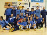 Presentación oficial del Club Fútbol Sala Capuchinos, categoría senior masculino