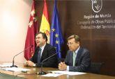 Obras Públicas destina 32 millones de euros a la promoción del patrimonio arquitectónico de la Región