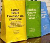 El Ayuntamiento comenzará a repartir las 'tribolsas' mañana, martes