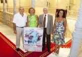 El equipo del F.C. Cartagena ha sido nombrado Festero Honoris Causa de las Fiestas de Carthagineses y Romanos