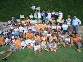La concejalía de Deportes clausura las actividades infantiles de la segunda quincena de agosto del programa Verano Polideportivo