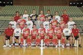 ElPozo Murcia Turística FS posa para la foto oficial de la temporada 2009-2010