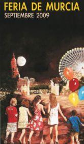 Programa de la feria de Septiembre de Murcia 2009