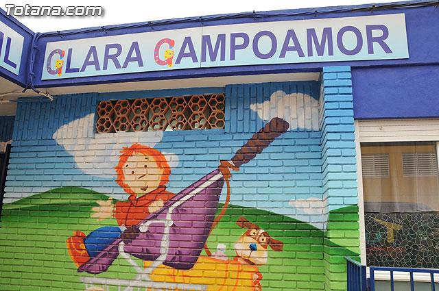 Las escuelas infantiles Clara Campoamor y Carmen Bar� y el punto de atenci�n a la infancia Doña Pepita L�pez iniciar�n las clases el 14 de septiembre, Foto 1