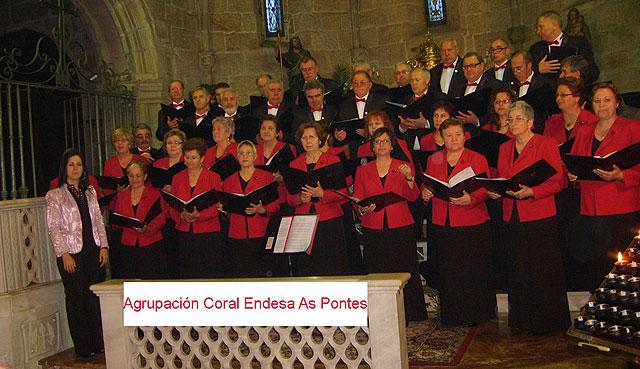 La Coral Endesa - As Pontes actúa el domingo, 13 de septiembre, en el Santuario de La Purísima - 1, Foto 1