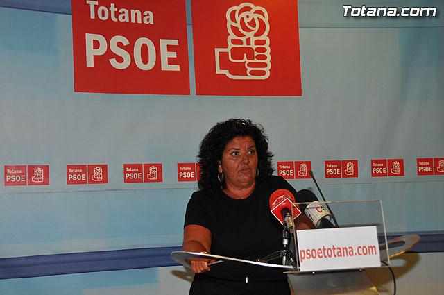 El PSOE lamenta la dejadez de Carri�n para gestionar con eficacia los Servicios Sociales, Foto 1