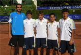 El equipo infantil del Club de Tenis Torre Pacheco alcanza el subcampeonato de España