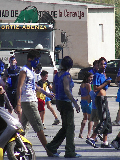 Fiesta del Azulete, Foto 1
