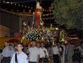 Fiestas Barrio de Los Dolores 2009. Programa