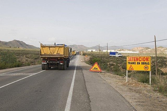 Una nueva variante de la carretera de Mazarrón evitará  cruzar los pueblos - 1, Foto 1