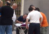 El PSOE apoya la recogida de firmas de la Plataforma en Defensa del Trasvase Tajo-Segura en Molina