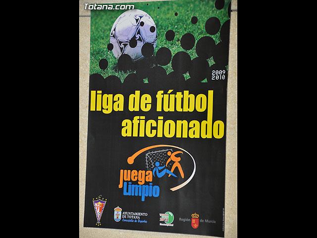 """La nueva temporada 2009-2010 de la Liga de Fútbol Aficionado """"Juega Limpio"""" abre su plazo de inscripción - 2"""