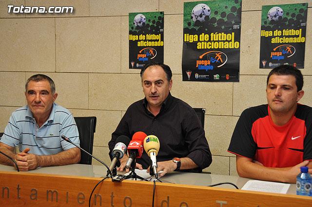 """La nueva temporada 2009-2010 de la Liga de Fútbol Aficionado """"Juega Limpio"""" abre su plazo de inscripción - 3"""