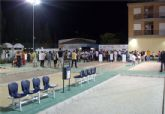 Inauguran las nuevas instalaciones del Club Muleño de Petanca