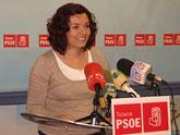 Los socialistas denuncian la situación de la biblioteca municipal y la sala de estudio