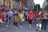 La Fiesta de los Mayos se promocion�  en el Festival de Folklore de Murcia