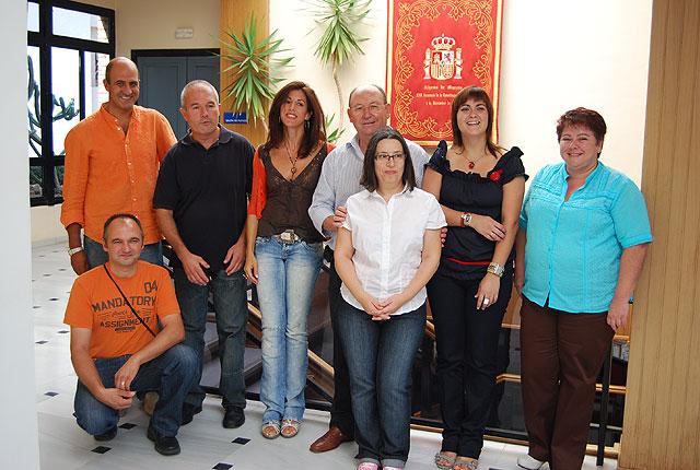 Perla Fuertes, pintora, pregonará  las fiestas patronales de 2009, Foto 1