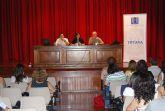 """Cerca de 40 alumnos participan en  el curso de la Universidad Internacional del Mar """"Educar para los medios en una sociedad multicultural"""""""