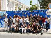 Clausurado hoy en Molina de Segura el intercambio juvenil europeo Juntos hacia la Europa del futuro