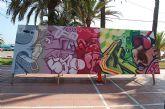 Gran éxito de la segunda edición del Graff Obsession  que entregó  el primer premio del concurso nacional de graffiti al sevillano Joe Crack