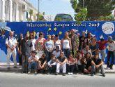 Jóvenes de Alemania, Finlandia y España  participan en un intercambio sociocultural en la Región
