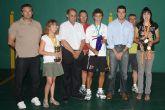 Las jóvenes promesas del deporte pachequero en lo más alto del podium