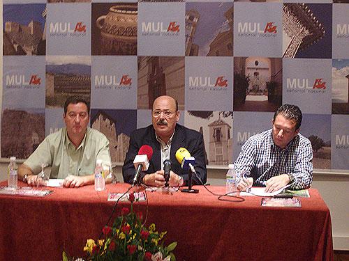 Las fiestas de Mula cuentan con un extenso programa de fiestas - 1, Foto 1