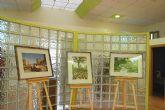 Las Torres de Cotillas inauguró ayer una muestra de lo más acuática